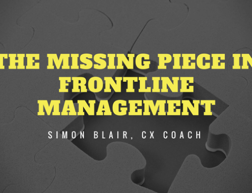 What is the primary gap in frontline management?